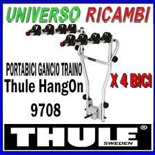 Portabici Thule Per gancio traino Thule HangOn 9708 4 BICI inclinabile e semplic
