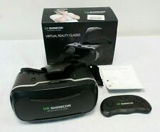 VR Shinecon Virtual Reality Glasses with Controller - Games + 360° Videos