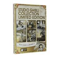 Studio Ghibli Collection Limited Edition 18 movie Miyazaki Films- 6 DVD English