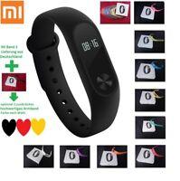 Xiaomi MI Band 2,Fitness Tracker,Smartwatch,+1GRATIS Armband Glob.Version