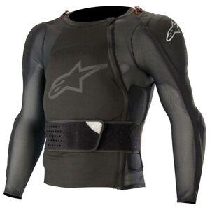 Alpinestars Sequence Protection Jacket LS - Black