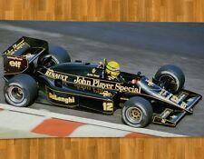 "Ayrton Senna Beach Towel 55"" NEW Formula 1 Lotus F1 Grand Prix GP Champion #1"