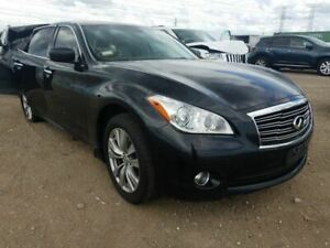 Front Bumper Without Sport Package Fits 11-13 INFINITI M37 974787
