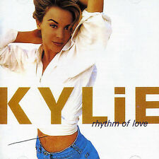 KYLIE MINOGUE Rhythm Of Love CD BRAND NEW