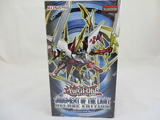 YUGIOH JUDGMENT OF THE LIGHT DELUXE EDITION  BOX