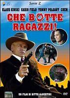 Dvd **CHE BOTTE RAGAZZI** con Klaus Kinski nuovo 1974