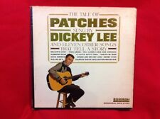 THE TALE OF PATCHES Dickey Lee Smash  MGS 27020 33rpm LP [jm]