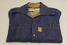 ROY ROGERS VINTAGE '70 DENIM SHIRT - size 32
