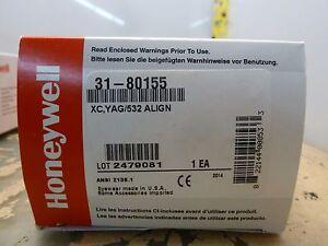 Honeywell 31-80155 laser safety glasses XC YAG/532 align ANSI Z136.1 [2*S-22]