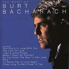 The Best of Burt Bacharach by Burt Bacharach (CD, Feb-1999, A&M (USA))