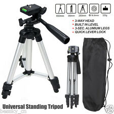 Portable Universal Standing Tripod for Sony Canon Nikon Olympus Camera Camcorder