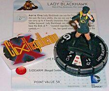 LADY BLACKHAWK #002 Batman Streets of Gotham Fast Forces DC HeroClix Birds Prey