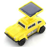 Solaration 5021 Solar Yellow Hummer Car Ready to Play Great Kids Gift