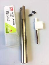 Mini Fraise Tourteau à Surfacer et Dresser Diam 17x160mm avec 2 Plaquettes