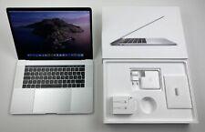 """Apple MacBook Pro Retina 15,4"""" TOUCHBAR i7 2,8 Ghz 512 GB SSD 16 GB Ram SILBER"""