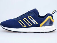 adidas Originals Zx Flux ADV blau/gelb Herren Sneaker AQ2753