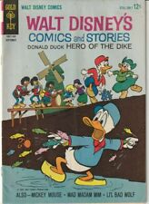 E983 Walt Disney C&S 288 Beagle Boys Gold Key Silver Age Comic Book