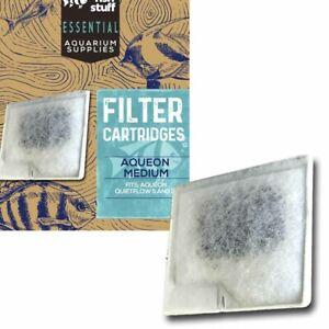 Aqueon QuietFlow Replacement Filter Cartridge - Medium - Fits QuietFlow 5 and 10