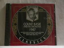 COUNT BASIE 1947 Paul Gonsalves Preston Love Classics NEW CD
