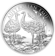 EMU  2019 1 oz Plata Australia . IMPRESIONANTE CALIDAD DEL ACUÑADO.
