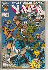 Marvel Comics X-Men #16 January 1993 X-Cutioners Song No Bag VF+