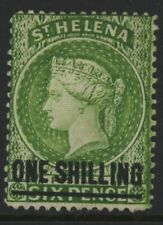 ST. HELENA, MINT, #32, OG LH, VERY CLEAN ITEM, NICE