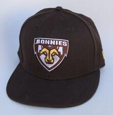 ST. BONAVENTURE BONNIES Size 7 1/8 NEW ERA 100% WOOL Fitted Baseball Cap Hat