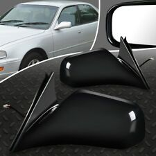 FOR 92-96 TOYOTA CAMRY PAIR OE STYLE POWER ADJUSTMENT SIDE DOOR MIRROR ASSEMBLY