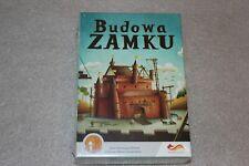 Budowa Zamku Gra Towarzystka Karciana Polska Polish NEW