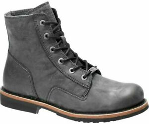 Mens Harley Davidson BURDON Leather Lace up Chukka Desert Boots Size UK 12 46