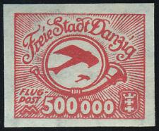 Danzig Mi.Nr. 178 U postfrisch Mi.Wert 150€ (5381)