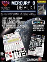 Tsds 1//72 Forbidden Planet C57D Sternenkreuzer Aufkleber Set Für Pll 119
