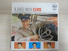 CD / Elvis Presley ‎– A Date With Elvis / 1989 / RCA  ND90360 / RAR /