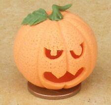 1:12 Scale Large Pumpkin Face Tumdee Dolls House Kitchen Halloween Accessory