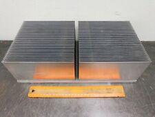 Aluminum Heat Sink Cooler 14x 8x 4 12 Aluminum Block Large 131304339 18 Lbs
