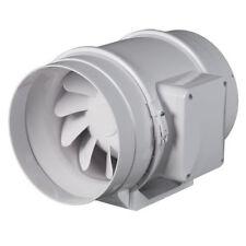 Rohrventilator mit Nachlauf  100 Z, Rohrlüfter, Ventilatoren, Lüfter, Ablüfter