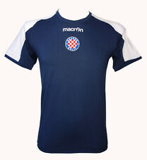 Macron Hajduk Split Cotton Trainings T-Shirt marine/weiss 58056606
