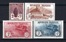 """FRANCE STAMP TIMBRE 229/32 """" ORPHELINS DE LA GUERRE 3e SERIE"""" NEUFS xx LUXE T452"""