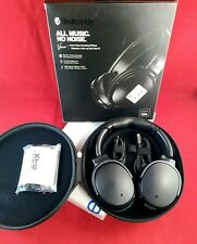 SkullCandy Venue Active Noise Canceling Wireless Headphone Black