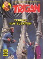 Trigan Band 19: Terror auf Elekton (Norbert Hethke · 1. Auflage 1993) Z 1+