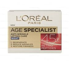 L'oréal Paris Age Specialist 45+ Day/Night Cream Anti-Wrinkle Hydration 50 ml