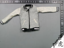 M311 [NEW SERIES] 1:6 Scale Male Action figure Baseball Suit - Grey Jacket ONLY