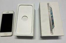 Apple iPhone 5  32 gb Bianco White usato in ottime condizioni