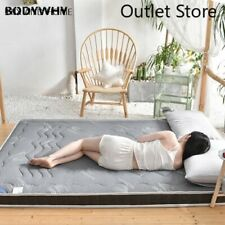 Latex Mattress 10cm Thickness Memory Foam Filling Breathable Rebound Mattress