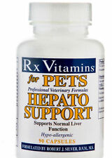 Rx Vitamins for Pets Hepato Support 90 caps