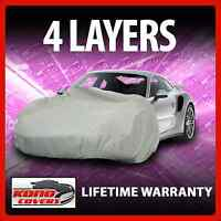 Porsche Cayenne S 4S Turbo 4 Layer Car Cover 2011 2012