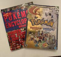 POKEMON Heart Gold/Soul Silver-Johto Guide & Pokedex DS - Plus Pojo's Encyclop