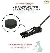 2 Ton Low Profile Hydraulic Trolley Floor Jack Garage Lifting Car Van Rubber pad