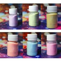 Shiny Candy Color Resin Pigment Mica Powder Glitters Sequains Jewelry Making
