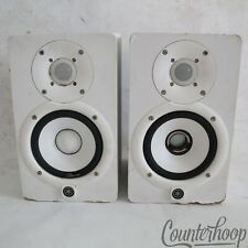 Yamaha Model HS5 2x Pair Powered Speaker System Studio Monitors